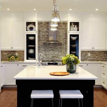 Contemporary Mosaic Tiles, Contemporary, kitchen, Atmosphere Interior Design