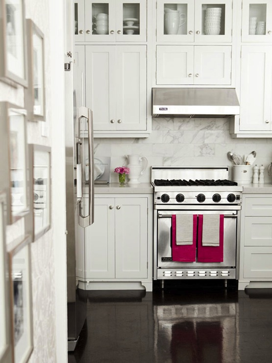 Hot Pink Accents Design Ideas
