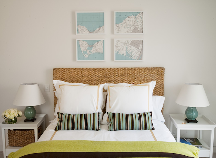 Seagrass Headboard Design Ideas
