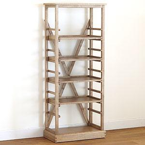 Campaign Bookshelf - Bookcases and File Cabinets - Cost Plus World ...