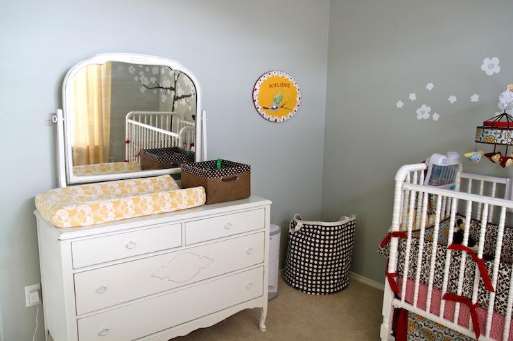 Silver Sage Traditional Nursery Restoration Hardware