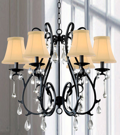 Pottery Barn Celeste Chandelier Look 4 Less