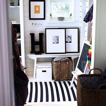 Mudroom Design, Cottage, laundry room, Look Linger Love