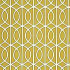 Bella Porte Citrine Curtain Panel, Crate&Barrel