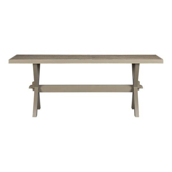 Cucina Dining Table Crate Barrel