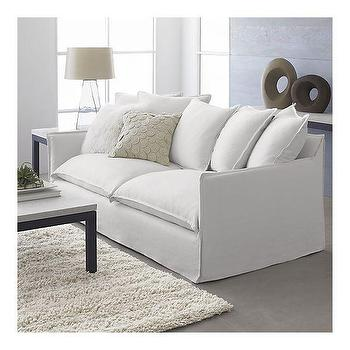 Slipcover for Oasis Sofa, Crate&Barrel