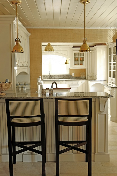 Black And White Kitchen Wallpaper Design Ideas