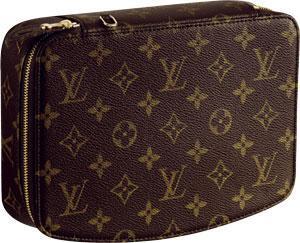 Louis Vuitton Monte Carlo Monogram Jewelry Box