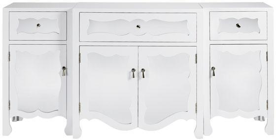 Reflections Mia Cabinet - Cabinets - Storage Cabinets - Living Room ...