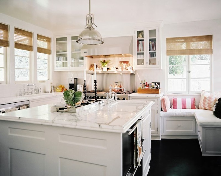 Double Stacked Kitchen Cabinets Design Ideas