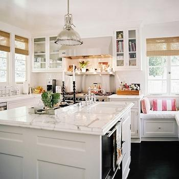 Kitchen Island Dishwashers, Transitional, kitchen, Jeneration Interiors