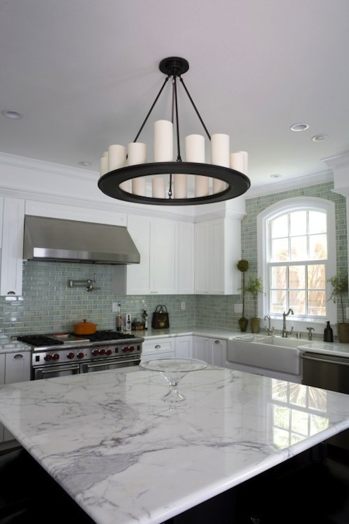 Walker zanger mizu tile pebble design decor photos for Kitchen colors with white cabinets with designer candle holders