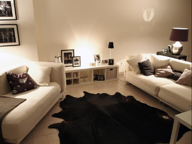 Cowhide Rug Design Ideas