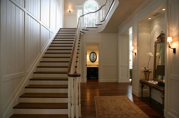 Grand Foyer Design Ideas
