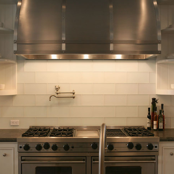 forged iron straps subway tiles backsplash mosaic tiles backsplash