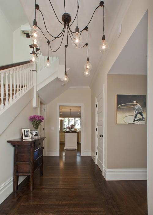Large Foyer Paint Colors : Asian console eclectic entrance foyer andre