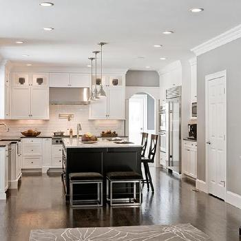 Two Tone Kitchen Ideas, Transitional, kitchen, Venegas and Company