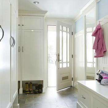 Mud Room Design, Traditional, laundry room, Venegas and Company