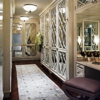 Awesome View Full Size. Beaux Arts Mansion   Glamorous Ivory Walk In Closet ...