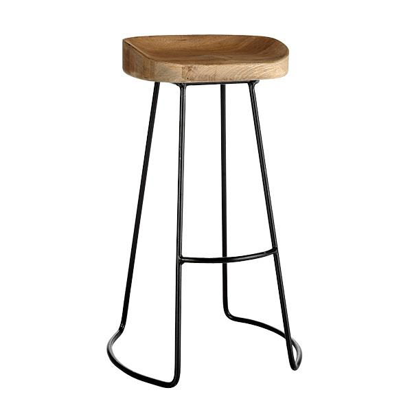 Perfect Smart And Sleek Stool   Tall   Stools U0026 Ottomans   Wisteria