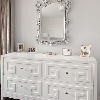 Nailhead Dresser Transitional Entrance Foyer