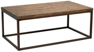 brickmaker's table - coffee tables - restoration hardware