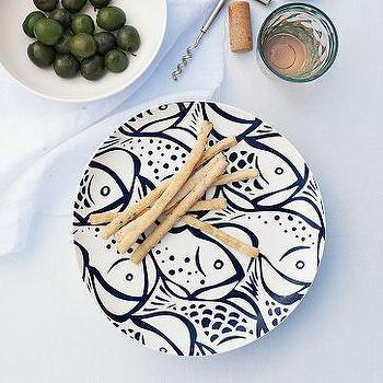 Oasis Dessert Plates, west elm