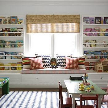 kids built in bookshelves - Kid Bookshelves