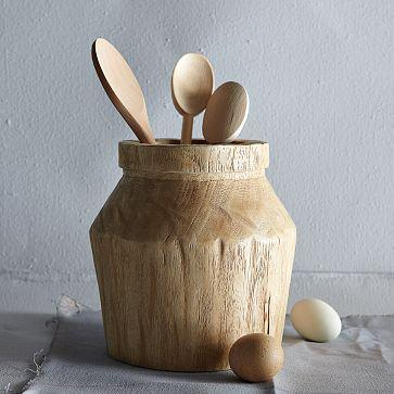 Acacia Wood Utensil Holder West Elm Iphone Wallpapers Free Beautiful  HD Wallpapers, Images Over 1000+ [getprihce.gq]