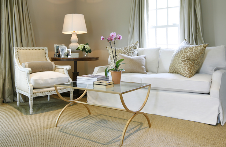 Brass And Glass Coffee Table Design Ideas