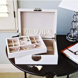 West Elm Medallion Jewelry Box Look 4 Less