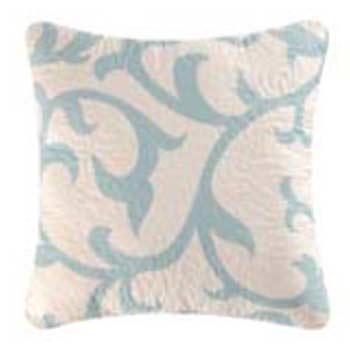 Josie Serendipity Blue Pillow