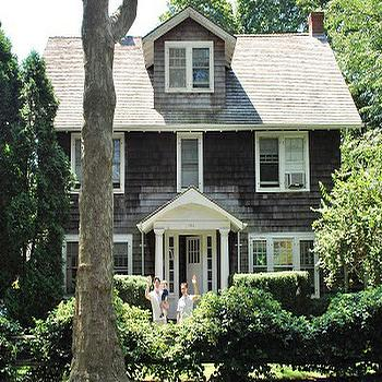 Shingle Style House, Transitional, home exterior