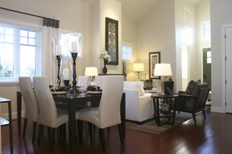 Dining room for Dining room ideas for townhouse