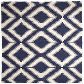 Nuloom Handmade Ikat Wool Rug 7 6 X 9 6 Overstock Com