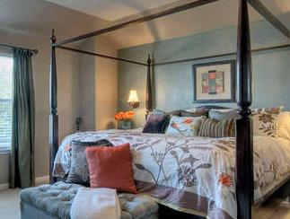 Blue And Tan Master Bedroom 7ec76f817579