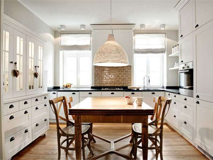 Eat In Kitchen Design