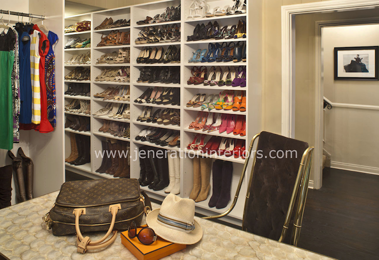 Shelves For Shoes And Boots