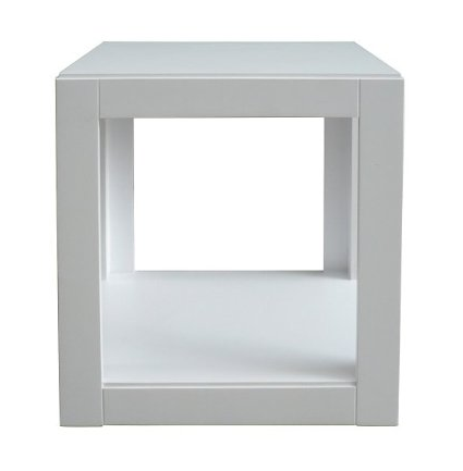 West Elm Parsons Cube Side Table Look 4 Less