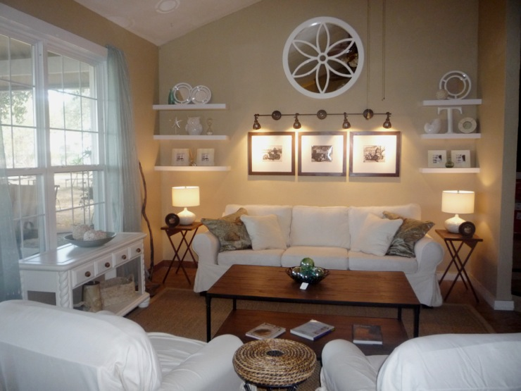 Living room for Living room ideas with white walls