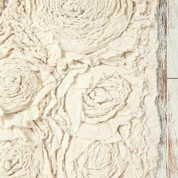 UrbanOutfitters.com > Frayed Roses Bath Mat