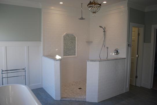 Bathroom - Sherwin Williams Sea Salt