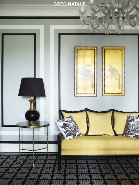 yellow and gray accent pillows design ideas