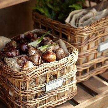 Palma Baskets, Pottery Barn
