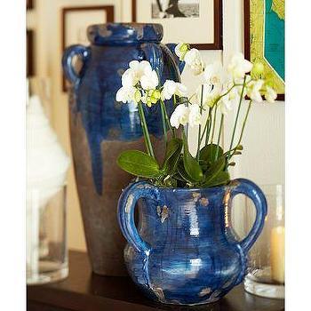 Mykonos Vases, Pottery Barn