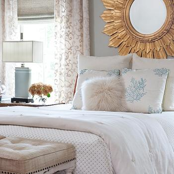 Mirror Above Bed Design Ideas