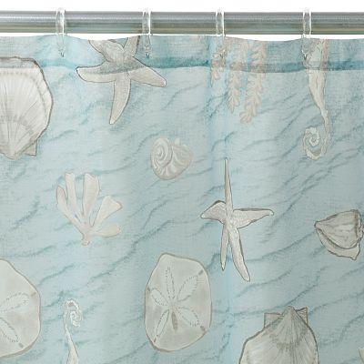 SONOMA Life + Style Coastal Shower Curtain