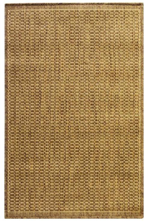 Saddlestitch all weather area rug outdoor rugs for All weather patio rugs