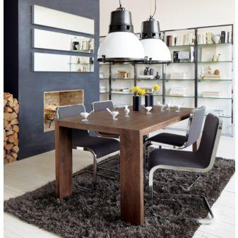 Cb2 Blox Mango Dining Table