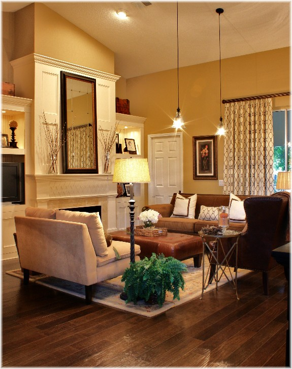 Living room - Living room and kitchen paint ideas ...